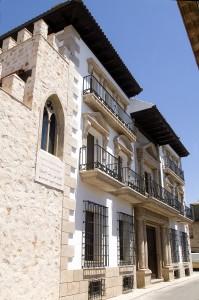Fachada del Museo de la Palabra